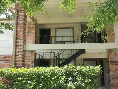 Austin Condo/Townhouse For Sale: 1705 Crossing Pl #111A