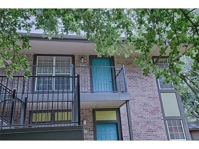 Austin Condo/Townhouse For Sale: 7685 S Northcross Dr N #429