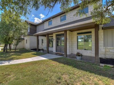 Spicewood Single Family Home Pending - Taking Backups: 102 Oak Meadow Trl