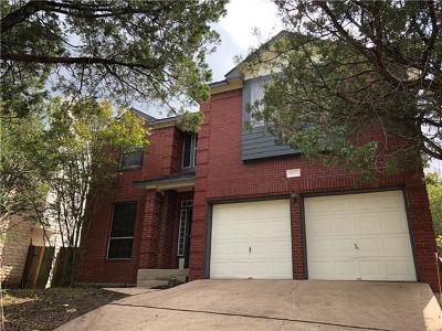 Austin Single Family Home For Sale: 9203 Amberwood Cv
