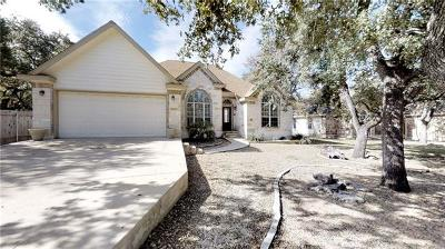 Wimberley Single Family Home For Sale: 7 Sonata Cir