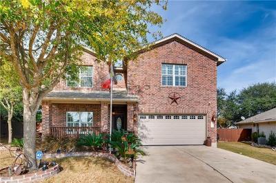 Leander Single Family Home For Sale: 1317 Tumbling River Dr