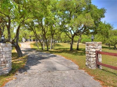Dripping Springs Single Family Home For Sale: 205 Deer Creek Cir