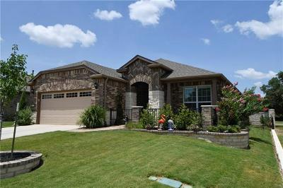 Single Family Home For Sale: 205 Bluestem Dr