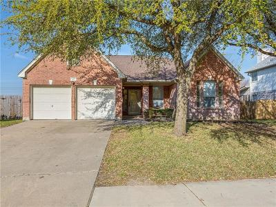 Georgetown Single Family Home Pending - Taking Backups: 412 Keenland Dr