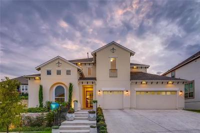 Leander Single Family Home Active Contingent: 3924 Piana Place