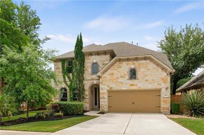 Cedar Park Single Family Home Pending - Taking Backups: 4104 Remington Rd