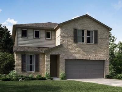 Leander Single Family Home For Sale: 1608 Dubiel Dr