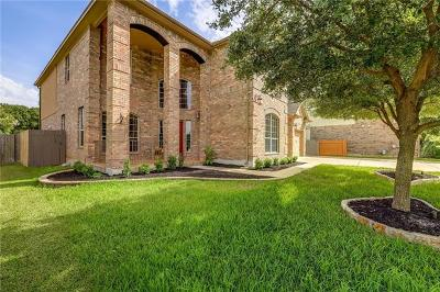 Travis County, Williamson County Single Family Home For Sale: 1104 Nancy Jean Cv
