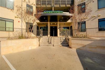 Condo/Townhouse For Sale: 3600 S Lamar Blvd #406