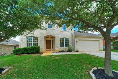 Georgetown Single Family Home For Sale: 2309 Rock Ledge Dr