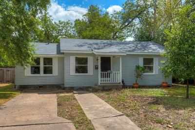 Single Family Home For Sale: 5801 Duval St