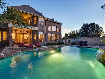 Hays County, Travis County, Williamson County Single Family Home For Sale: 10620 Senna Hills