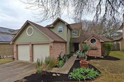 Travis County Single Family Home For Sale: 2101 Surrender Ave