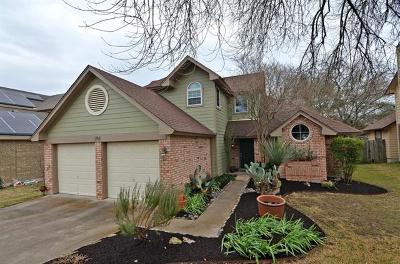 Austin Single Family Home For Sale: 2101 Surrender Ave