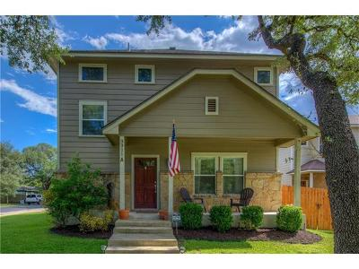 Austin Single Family Home For Sale: 3311 Minnie St #A