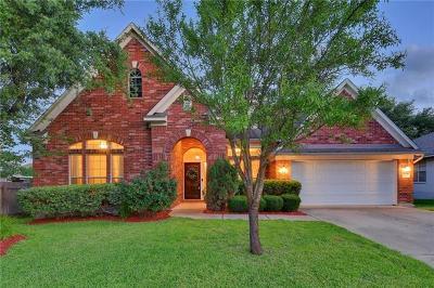 Cedar Park Single Family Home Pending - Taking Backups: 1602 Buttercup Creek Blvd