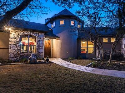 Leander Single Family Home Pending - Taking Backups: 1403 Camelback