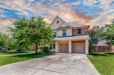 Hutto Single Family Home For Sale: 1104 Bethpage Dr