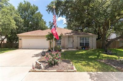 Cedar Park Single Family Home For Sale: 1106 Cedar Oaks Dr