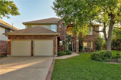 Austin Single Family Home For Sale: 3856 Sendero Dr
