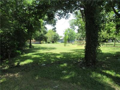 Bastrop County Residential Lots & Land For Sale: 403 Ross St