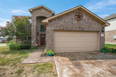 New Braunfels Single Family Home For Sale: 505 Chapel Bnd
