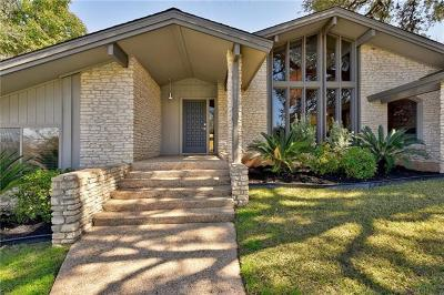 Austin Single Family Home For Sale: 8805 Mountain Ridge Dr