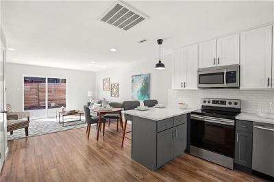 Austin Condo/Townhouse Pending - Taking Backups: 3820 Southway Dr #B