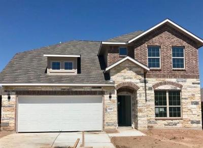 Pflugerville Single Family Home For Sale: 13120 Kearns Dr