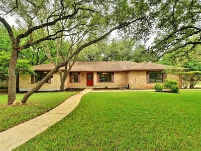 Austin Single Family Home For Sale: 3601 Capistrano Trl