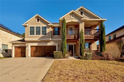 Hays County, Travis County, Williamson County Single Family Home Pending - Taking Backups: 416 Kissing Oak Dr