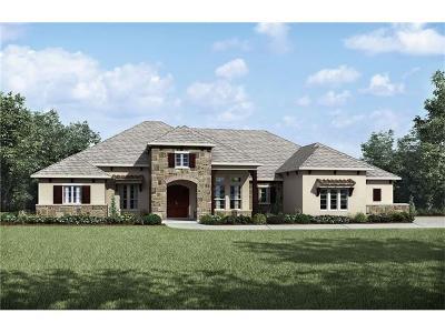 Liberty Hill Single Family Home For Sale: 421 Bold Sundown