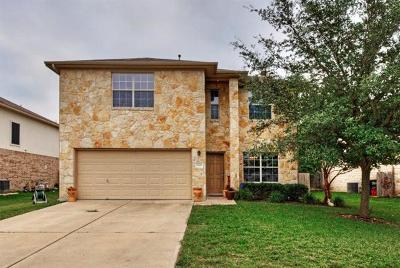 Single Family Home For Sale: 2406 Barkridge Ter