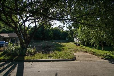 Austin Residential Lots & Land For Sale: 2700 Nottingham Ln