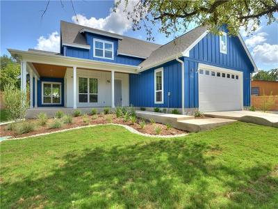 Austin Single Family Home For Sale: 1403 Miami Dr
