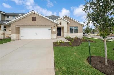 Leander Single Family Home For Sale: 2400 Burberry Ln