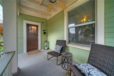 Austin Single Family Home For Sale: 1300 E 2nd St