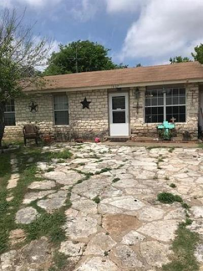 Georgetown Single Family Home Pending - Taking Backups: 1507 Long Branch Dr