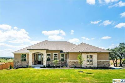 Nolanville Single Family Home For Sale: 6002 Bella Charca Pkwy