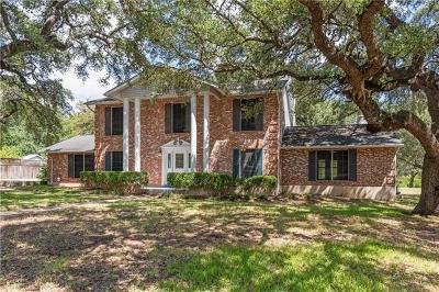 Single Family Home For Sale: 2412 Jones Rd