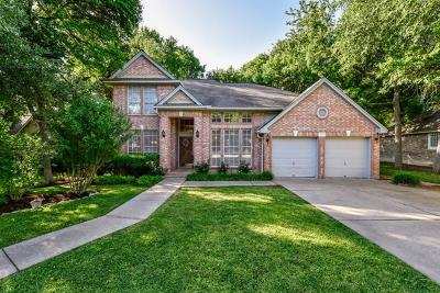 Forest Creek Single Family Home Pending - Taking Backups: 3813 Royal Troon Dr