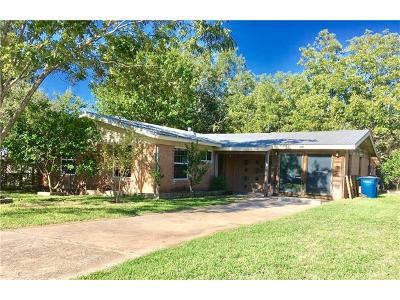 Hays County, Travis County, Williamson County Single Family Home For Sale: 4606 S 2nd St