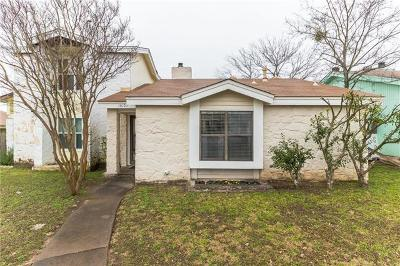 Pflugerville Condo/Townhouse Pending - Taking Backups: 16107 Windermere Dr