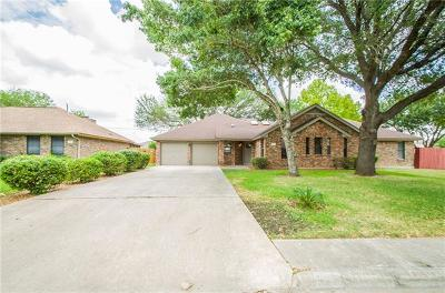Taylor Single Family Home Pending - Taking Backups: 2506 Cherrylawn Dr