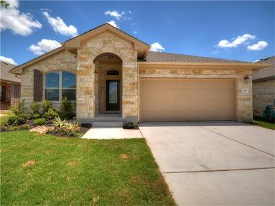 Liberty Hill Single Family Home For Sale: 108 Ivy Glen Ct