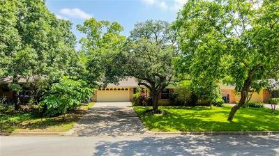 Austin Single Family Home For Sale: 3306 S Greenlawn Pkwy N