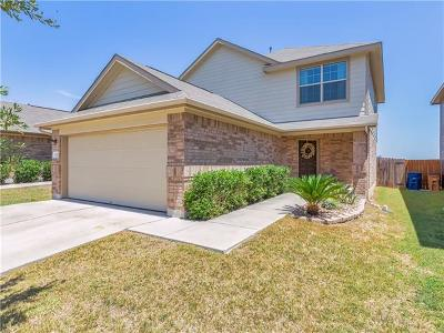 Austin Single Family Home For Sale: 7216 Outfitter Dr