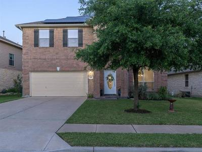 Cedar Park Single Family Home For Sale: 606 Arrowhead Trl