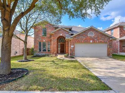 Cedar Park Single Family Home Pending - Taking Backups: 2315 Narrow Valley Dr